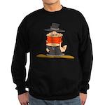 ongher in his top Sweatshirt (dark)