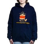 ongher in his top Women's Hooded Sweatshirt