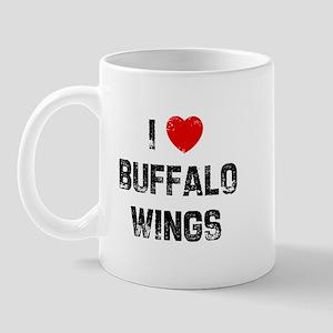 I * Buffalo Wings Mug