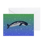 Sparkling Summer Greeting Cards (Pk of 10)