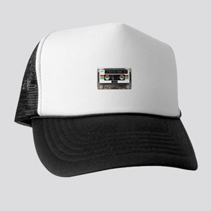 Mixtape CUSTOM label and year Trucker Hat