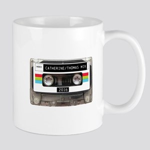 Mixtape CUSTOM label and year Mugs