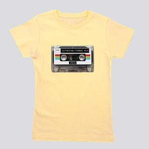 Mixtape CUSTOM label and year Girl's Tee
