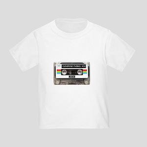 Mixtape CUSTOM label and year T-Shirt