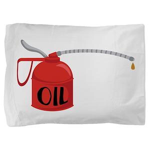 OIL Pillow Sham