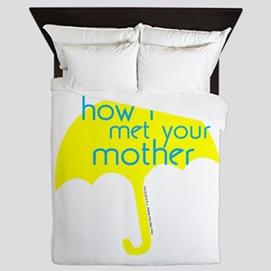 How I Met Your Mother Queen Duvet