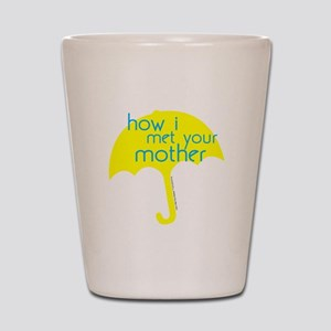 How I Met Your Mother Shot Glass