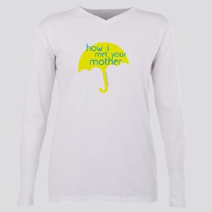How I Met Your Mother Plus Size Long Sleeve Tee