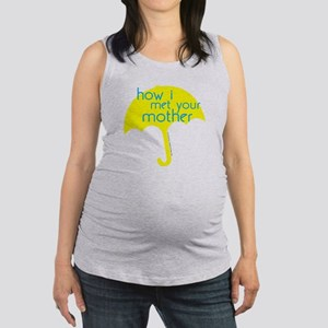 How I Met Your Mother Maternity Tank Top