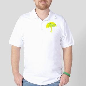 How I Met Your Mother Golf Shirt