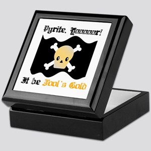 Pyrite Keepsake Box