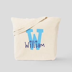 Monogram and Initial Tote Bag