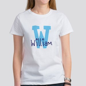Monogram and Initial T-Shirt