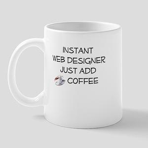 Instant Web Designer Mug