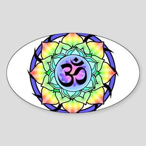 aum-rainbow Sticker