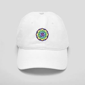 aum-rainbow Cap
