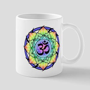 aum-rainbow Mugs