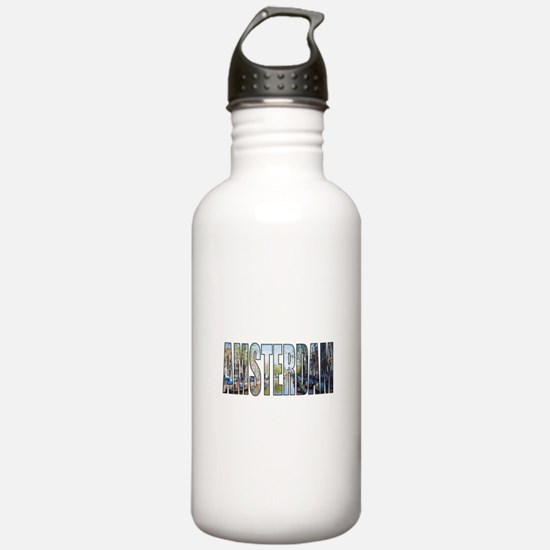 Amsterdam Water Bottle