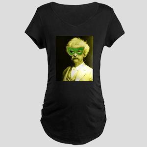 Vintage Masquerade Maternity T-Shirt