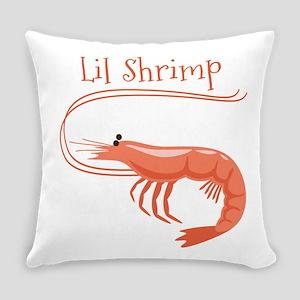 Lil Shrimp Everyday Pillow