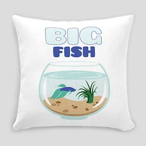 Big Fish Everyday Pillow