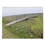 Pawleys Island Wall Calendar (design 8)