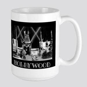 Hollywood! Large Mug