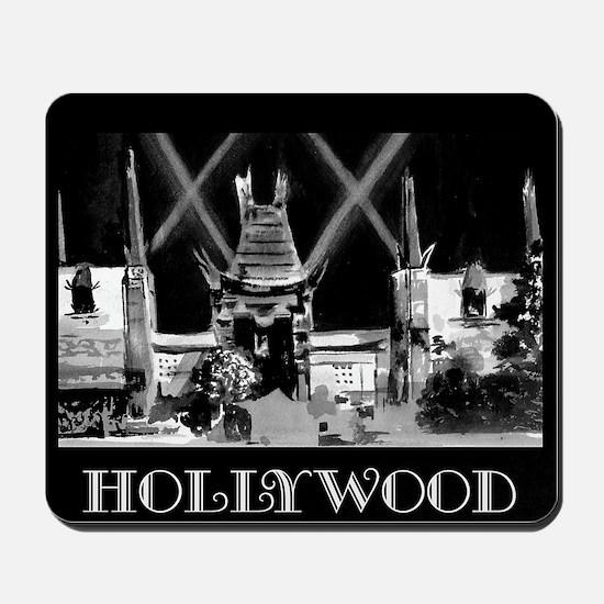 Hollywood! Mousepad