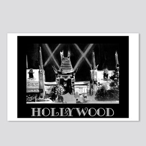 Hollywood! Postcards (Package of 8)