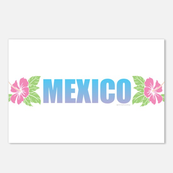 Mexico Design Postcards (Package of 8)