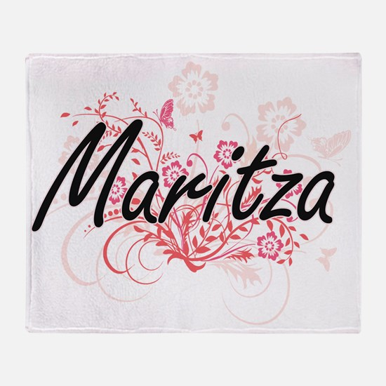 Cute Maritza Throw Blanket