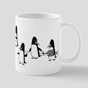 Happy Penguins Mugs