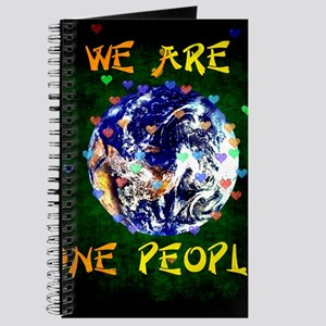 We Are One People Journal