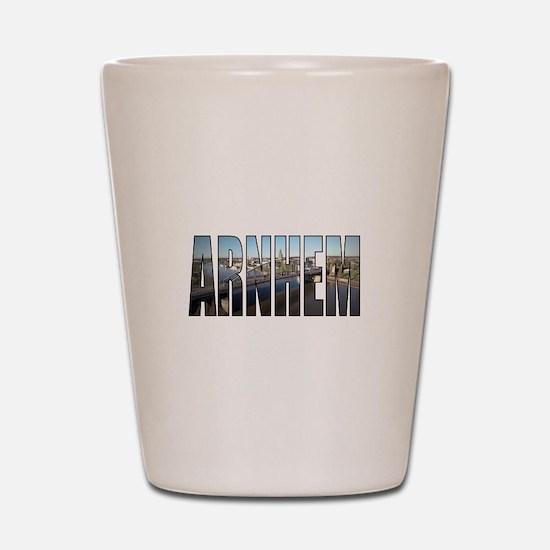 Arnhem Shot Glass