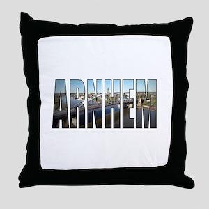 Arnhem Throw Pillow