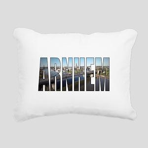 Arnhem Rectangular Canvas Pillow