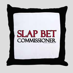 Slap Bet Throw Pillow