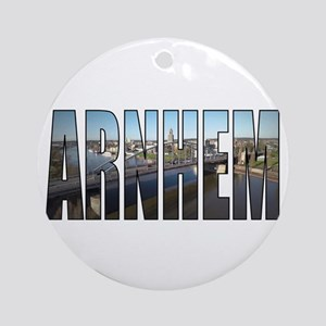 Arnhem Round Ornament
