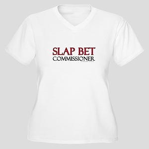 Slap Bet Plus Size T-Shirt