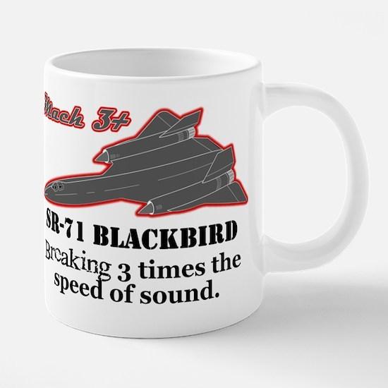 SR-71 Blackbird Mugs