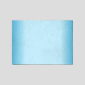 Blue Gradient 5'x7'Area Rug
