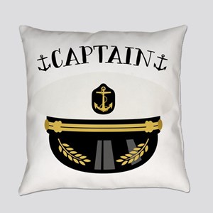 Captain Everyday Pillow