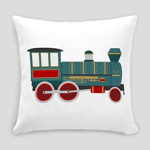 Train Engine Everyday Pillow