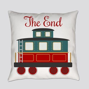 The End Everyday Pillow