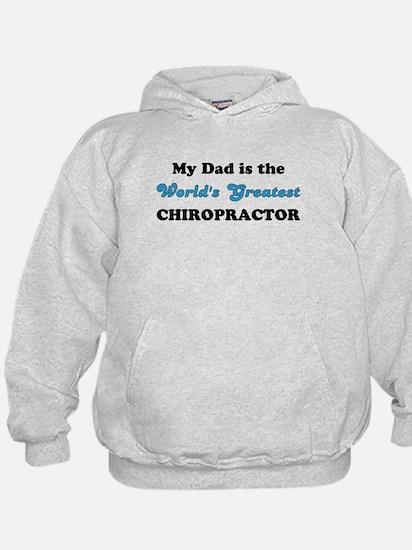 Dad World's Greatest Chiro Hoodie
