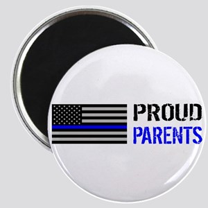 Police: Proud Parents Magnet
