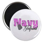 Navy Girlfriend Magnet