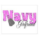 Navy Girlfriend Small Poster