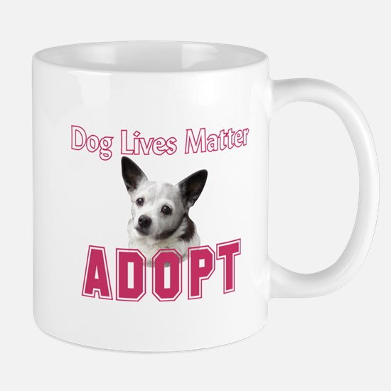 Dog Lives Matter Mugs