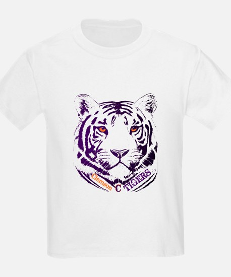 Clemson Tigers custom logo T-Shirt